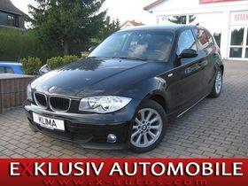 BMW 116i Klima+ALU+PDC+CD+AHK+++