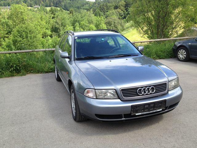 Audi A4 Avant 2,6 Kombi 1996, 150600 km