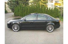 Audi A4 3,0 TDI V6 quattro DPF