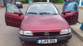 Opel Opel Astra-F-CC in sehr gutem Zustand, wenig KM!