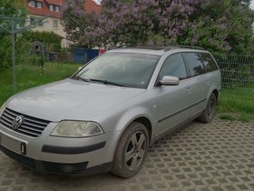 VW Passat 3bg 1.9 TDI