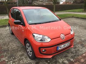 VW up! groove up! BlueMotion