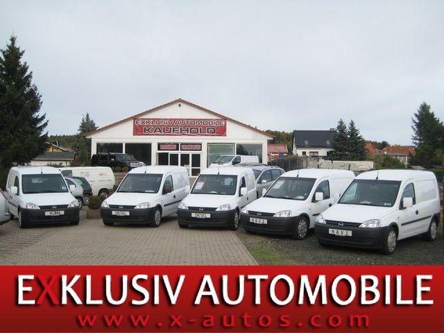 Opel Combo 1.3CDTI DPF Kasten+ABS+Flügeltüren+KLIMA!