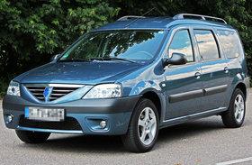 Dacia Logan MCV 1,6 16V
