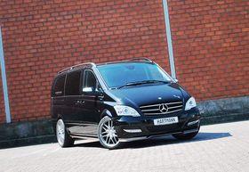 Mercedes-Benz Viano 3,0 CDI Ambiente L HARTMANN VP black Strea