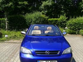 Opel Astra Cabrio 2.2 16V Edition 90 Jahre Bertone
