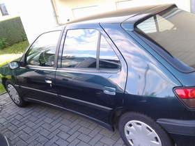 PEUGEOT 306 XT AUTOMATIK ERST 55TKM TÜV NEU NUR € 1.150,-