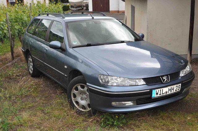 zuverlaessiger Peugeot 406 zu verkaufen, TÜV bis Juni 2014!