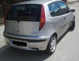 Fiat Punto silber metallic - TÜV bis 09/2014 - 8 fach Bereift -