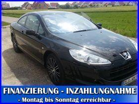 PEUGEOT 407 Coupe V6 HDi FAP 205 Platinum
