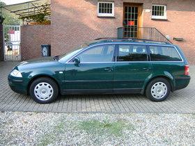 VW Passat, wenig Kilometer, Garagenwagen