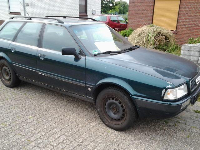Audi 80 B4 2,3 E zu Verkaufen