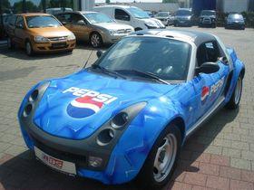 SMART Roadster -EINZELSTÜCK-4000 KM-1.HAND-