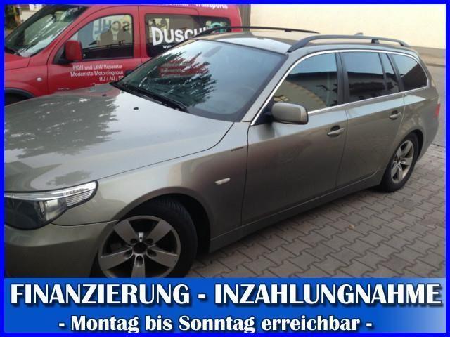 BMW 525d Touring - Rückfahrkamera - Standheizung
