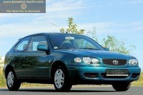TOYOTA Corolla 1.4 linea terra Airbag,Servo,ZV,BC,Schec
