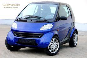 SMART smart & pure 131TKM,2HdScheckheft,Airbag,FH
