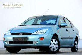 FORD Focus Ghia 1.Hd,Scheckheft,Klima,Airbag,Servo