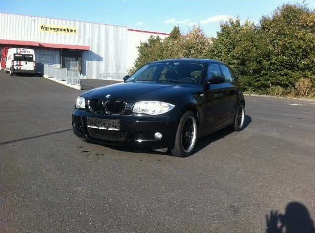 BMW 118d DPF 12/06 Klima, el. Fensterheber