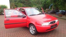 Ford Fiesta Top Gepflegt !!!
