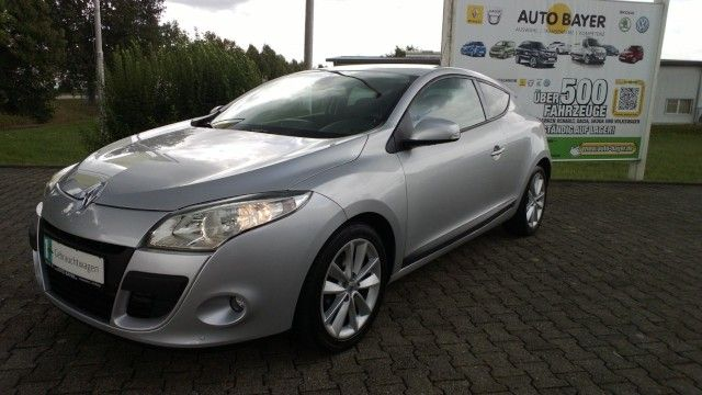 RENAULT Megane Coupe Luxe 1,9 dCi 130 FAP