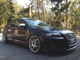 Audi A3 8P 2.0 FSI Ambition / S3 Optik / H&R Fahrwerk / Bastuck Anlage uvm.