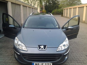 Peugeot 407 135 HDI sport