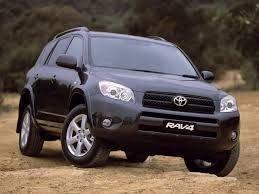 gepflegter SUV  Toyota RAV4 Sol