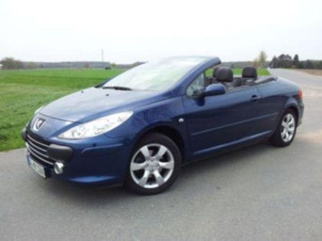 Peugeot 307 CC 140 Tendance