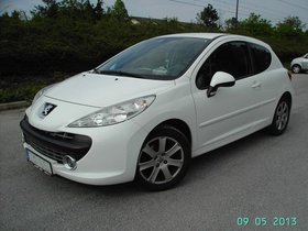 Peugeot 207 Active 1,6 HDI 90