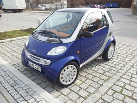 Smart ForTwo in Top Zustand!