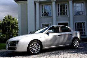 Ein Traum Alfa Romeo 159, Turbo Diesel, 16 Ventiler, 1,9 JTDM 16V