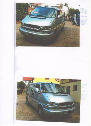 Verkaufe gebrauchten Bestattungswagen T4