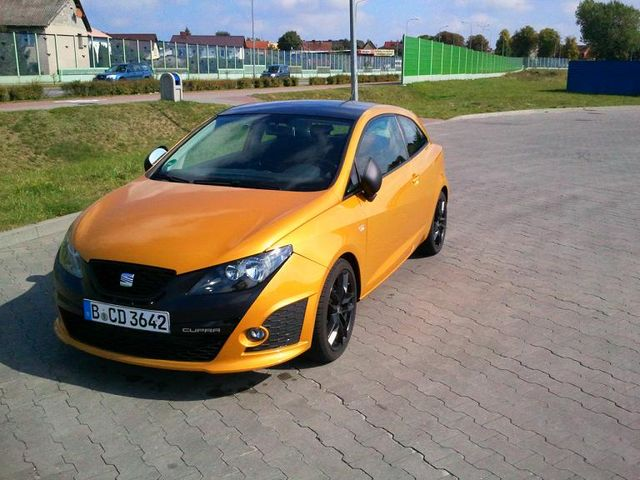 SEAT IBIZA BOCANEGRA 2.0 TDI 143 PS FULL VERSION