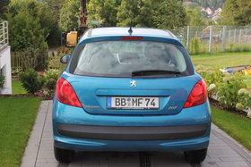 Peugeot 207 Urban Meve 70KW Klima