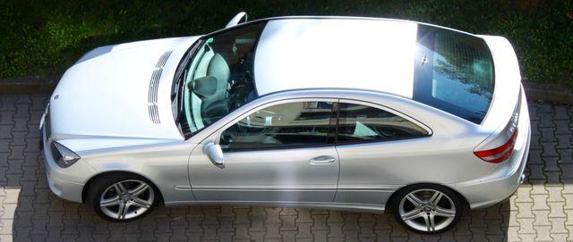 Mercedes Benz CLC 230 (6 Zylinder , Sport Coupe)