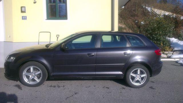 Audi A3 SB 1,6 Limited Edition Limousine