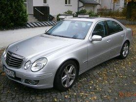 Mercedes E 200 Kompressor Avantgarde Top gepflegt