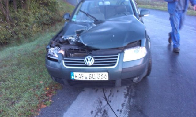 Passat Unfallwagen