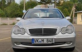 2001 Mercedes-Benz 200 Avantgarde