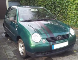 Volkswagen Lupo 1.0 tolles Anfängerauto