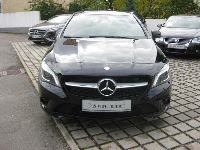 Mercedes-Benz CLA 180 Coupe-Navi-Automatik-Xenon-Parktronic Ur
