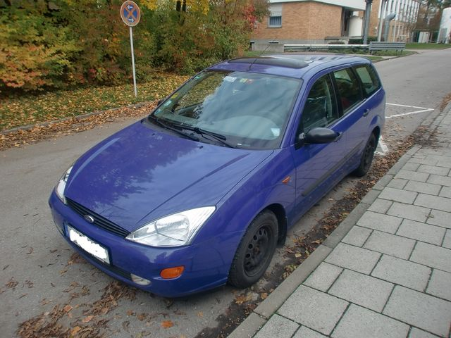 Ford Focus Turnier