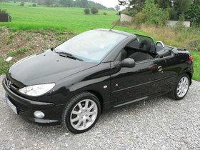 Peugeot 206 CC 1,6 HDI 110 FAP JBL 110