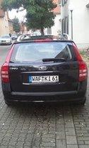 Kia cee'd Sporty Wagon