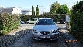 Mazda3 1,6i TX PLUSLINE