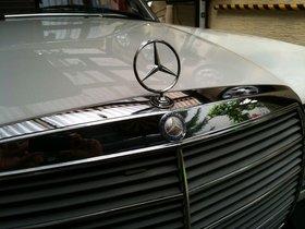 Mercedes-Benz 240D mit H-Kennzeichen