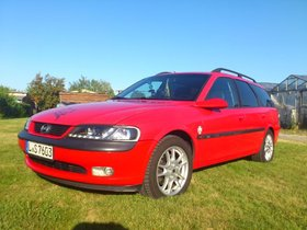 Opel Vectra -B-caravan 2.0  16V  CD Exclusiv