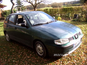 Seat Ibiza 1.4 MPI   TÜV NEU   KLIMA   8-fach bereift