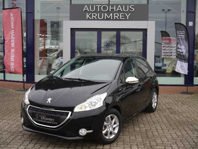 PEUGEOT 208 Style Active 82 VTI 5trg.