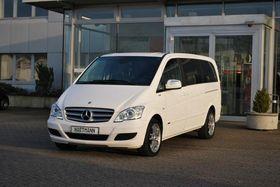 Mercedes-Benz Viano 3.0 CDI TREND lang Leder Lugano anthrazit